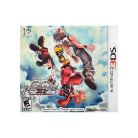 Jogo Kingdom Hearts 3D: Dream Drop Distance - Nintendo 3DS