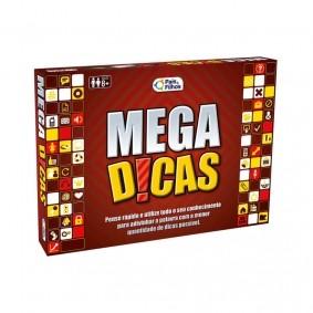 Jogo Mega Dicas | Pais & Filhos