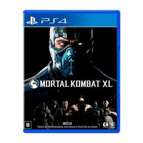 Jogo Mortal Kombat XL - PS4