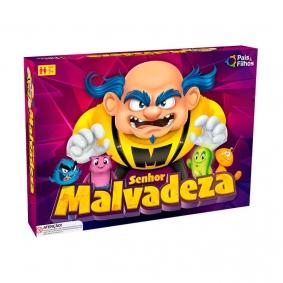 Jogo Senhor Malvadeza | Pais & Filhos