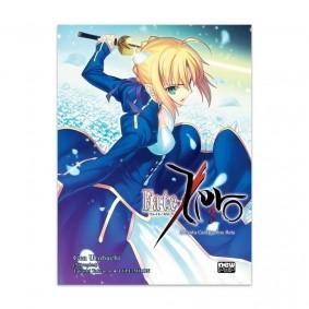 Livro Fate/Zero: A Festa Caótica dos Reis - Livro 03
