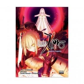 Livro Fate/Zero: Chamas do Purgatório - Livro 06
