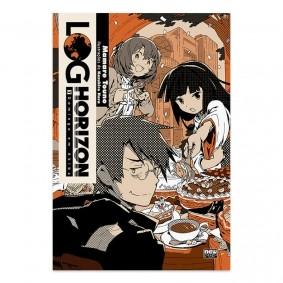 Livro Log Horizon: Domingo em Akiba - Livro 05