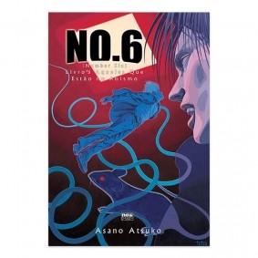 Livro NO.6: Aqueles Que Estão no Abismo - Livro 05