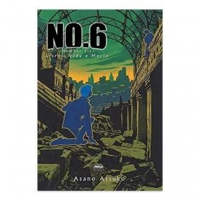 Livro NO.6: Vida e Morte - Livro 02