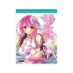 Livro No Game No Life - Livro 02