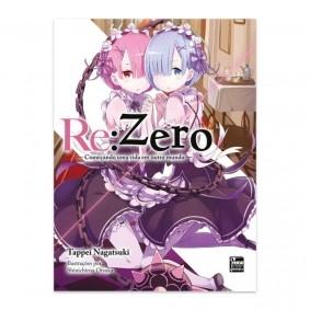Livro Re:Zero: Começando uma Vida em Outro Mundo - Livro 02