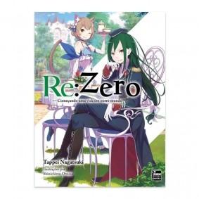 Livro Re:Zero: Começando uma Vida em Outro Mundo - Livro 05