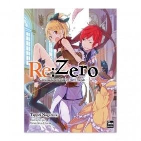 Livro Re:Zero: Começando uma Vida em Outro Mundo - Livro 08