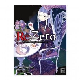 Livro Re:Zero: Começando uma Vida em Outro Mundo - Livro 10