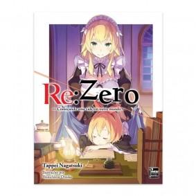 Livro Re:Zero: Começando uma Vida em Outro Mundo - Livro 11