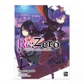 Livro Re:Zero: Começando uma Vida em Outro Mundo - Livro 12
