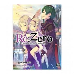 Livro Re:Zero: Começando uma Vida em Outro Mundo - Livro 14