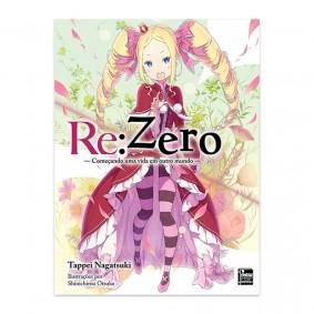 Livro Re:Zero: Começando uma Vida em Outro Mundo - Livro 15
