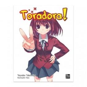 Livro Toradora! - Livro 04
