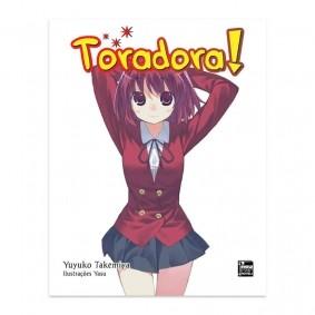 Livro Toradora! - Livro 08