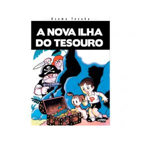 Mangá A Nova Ilha do Tesouro