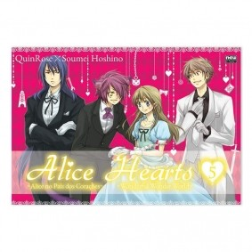 Mangá Alice Hearts - Volume 05
