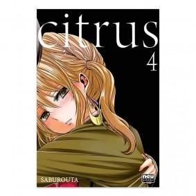 Mangá Citrus - Volume 04