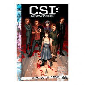 HQ CSI: Investigação Criminal - Estágio de Risco