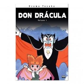Mangá Don Drácula - Volume 01
