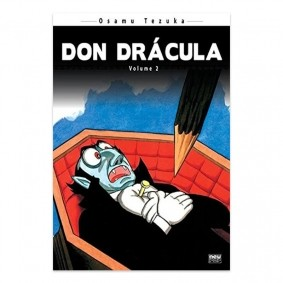 Mangá Don Drácula - Volume 02