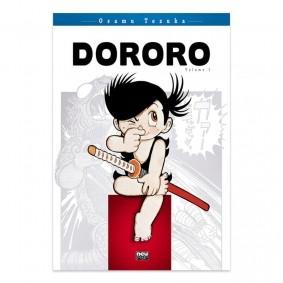 Mangá Dororo - Volume 01