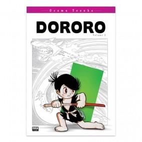 Mangá Dororo - Volume 02