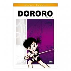 Mangá Dororo - Volume 03