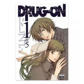 Mangá Drug-On - Volume 01