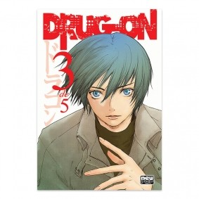 Mangá Drug-On - Volume 03