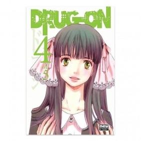 Mangá Drug-On - Volume 04