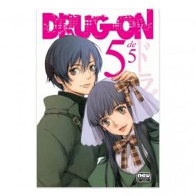 Mangá Drug-On - Volume 05