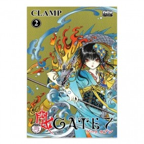 Mangá Gate 7 - Volume 2