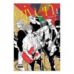 Mangá Given - Volume 01