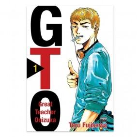 Mangá GTO - Volume 01