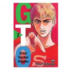 Mangá GTO - Volume 02