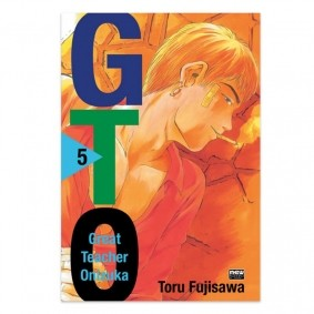 Mangá GTO - Volume 05