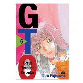 Mangá GTO - Volume 06