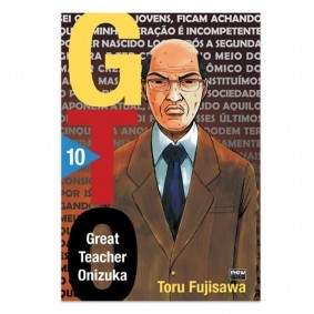 Mangá GTO - Volume 10