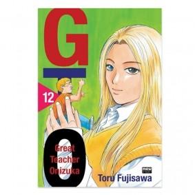 Mangá GTO - Volume 12