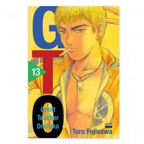 Mangá GTO - Volume 13