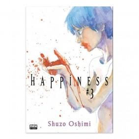 Mangá Happiness - Volume 03