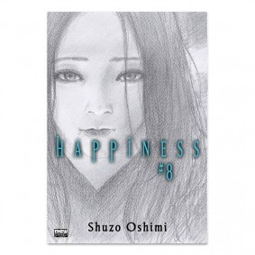 Mangá Happiness - Volume 08