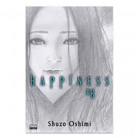 Mangá Happiness - Volume 08