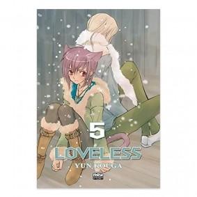 Mangá Loveless - Volume 05