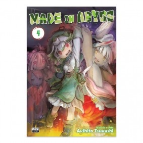 Mangá Made in Abyss - Volume 04