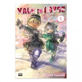 Mangá Made in Abyss - Volume 05