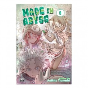 Mangá Made in Abyss - Volume 08
