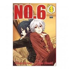 Mangá NO.6 - Volume 04